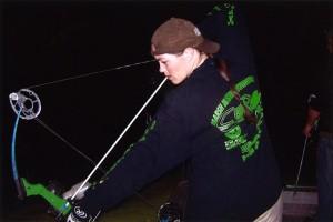 bow-aimed